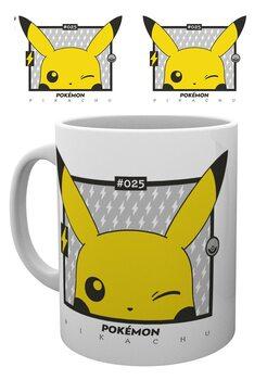 Hrnek Pokemon - Pikachu Wink 25
