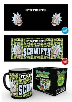 Hrnek Rick and Morty - Get Schwifty