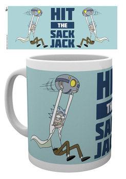 Hrnek  Rick And Morty - Hit The Sack Jack