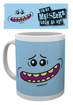 Hrnek Rick And Morty - Mr Meeseeks