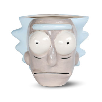Hrnek Rick & Morty - Rick Head