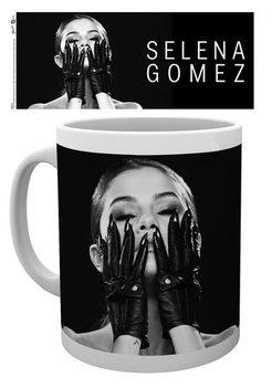Hrnek  Selena Gomez - Black (Bravado)