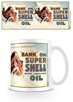 Hrnek Shell - Bank On Shell