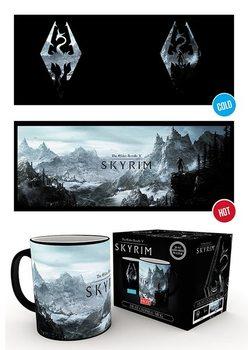 Hrnek Skyrim - Dragon Symbol