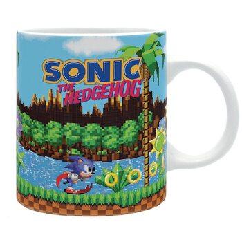 Hrnek Sonic - Retro