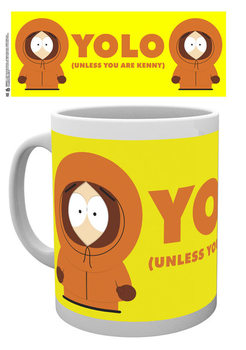 Hrnek South Park - Yolo Kenny