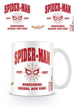 Hrnek Spider-Man Homecoming - Est. 2017