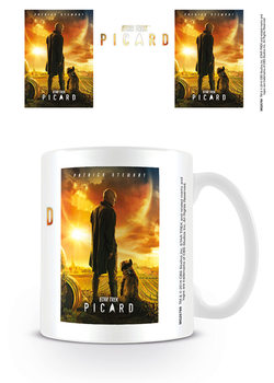 Hrnek  Star Trek: Picard - Picard Number One