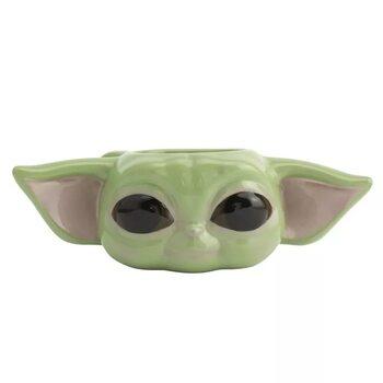 Hrnek Star Wars: Mandalorian - The Child (Baby Yoda)