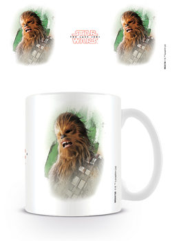 Hrnek  Star Wars: Poslední z Jediů - Chewacca Brushstroke