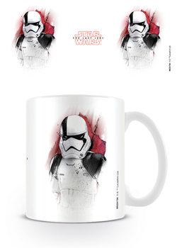 Hrnek  Star Wars: Poslední z Jediů - Trooper Brushstroke