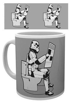 Hrnek  Stormtrooper - Storm Pooper