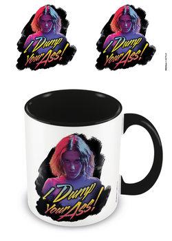 Hrnek Stranger Things - I Dump Your Ass Retro
