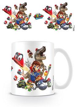 Hrnek  Super Mario Odyssey - Cap Montage