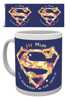 Hrnek Superman - Mum Greatest