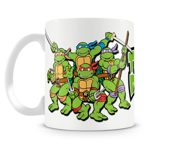 Hrnek Teenage Mutant Ninja Turtles - Power