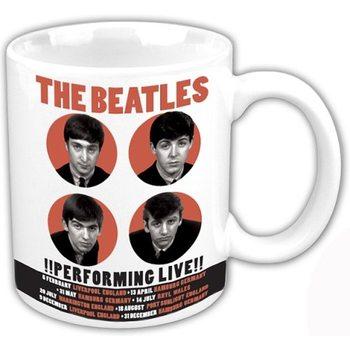 Hrnek  The Beatles - Performing Live