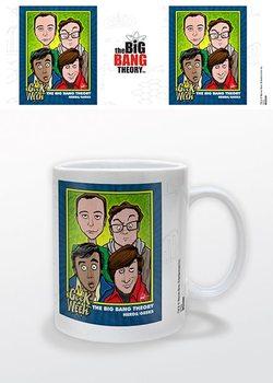 Hrnek The Big Bang Theory (Teorie velkého třesku) - Geek a Week