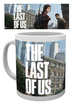 Hrnek The Last of Us - Ellie and Joel