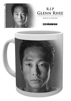 Hrnek The Walking Dead - R.I.P Glenn