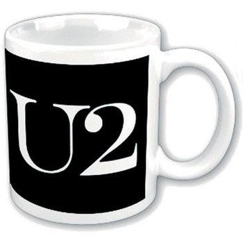 Hrnek U2 - Logo