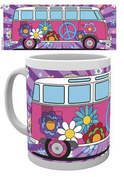 Hrnek VW Camper - Hippy