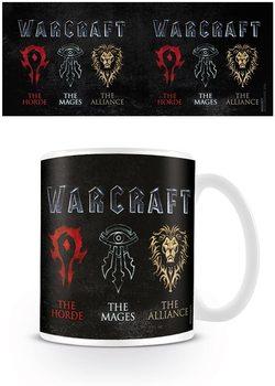 Hrnek Warcraft: První střet - Logo