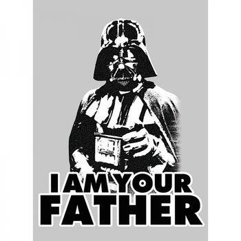 A Csillagok háborúja - I Am Your Father Hűtőmágnes