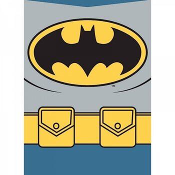Batman - Costume Hűtőmágnes