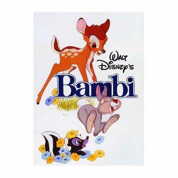 Disney - Classic Film Posters Hűtőmágnes