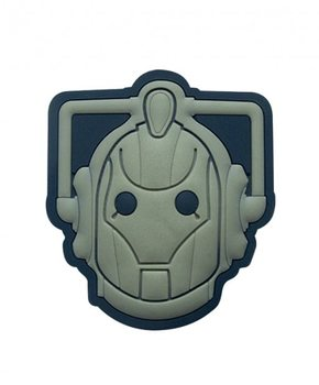 Doctor Who - Ki vagy, doki? - Cyberman Hűtőmágnes