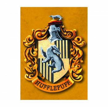 Harry Potter – Hufflepuff Hűtőmágnes