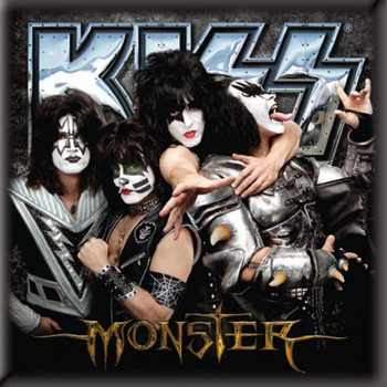 Kiss - Monster Hűtőmágnes