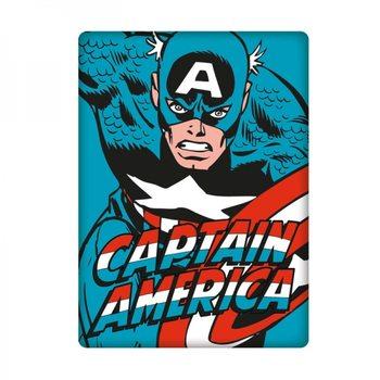 Marvel - Captain America Hűtőmágnes