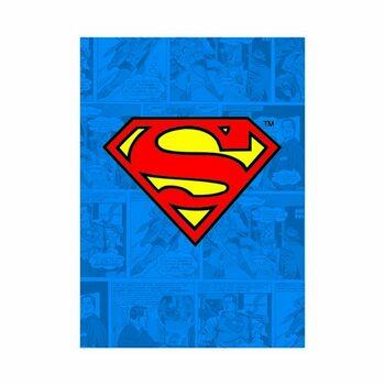 Superman - Logo Hűtőmágnes