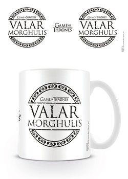 Tazza Il Trono di Spade - Valar Morghulis
