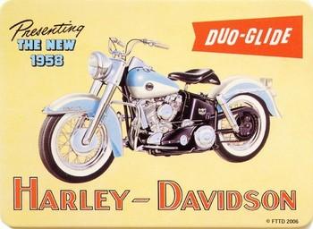 HARLEY DAVIDSON - duo Imanes