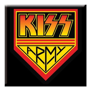 Kiss - Army Square Imanes
