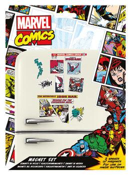 Imán Marvel - Comic