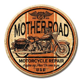 Mother Road - Motorcycle Repair Imanes