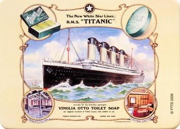 TITANIC Imanes
