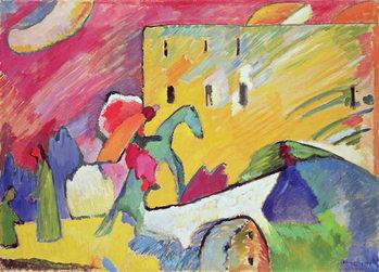 Improvisation III, 1909 Festmény reprodukció