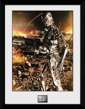 Terminator 2 - Endo indrammet plakat