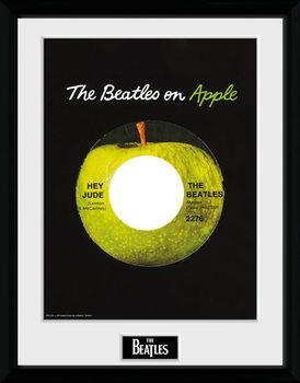 The Beatles - Apple indrammet plakat