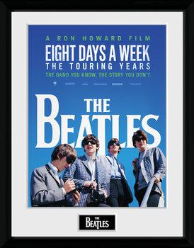 The Beatles - Movie indrammet plakat