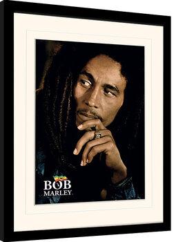 Ingelijste poster Bob Marley - Legend
