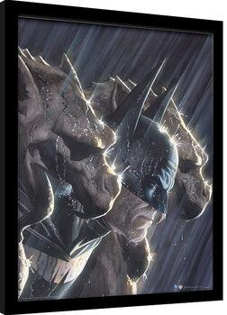 Ingelijste poster DC Comics - Gotham's Protector