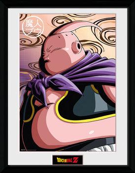 Dragon Ball Z - Buu ingelijste poster met glas