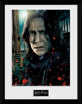 Harry Potter - Snape Ingelijste poster