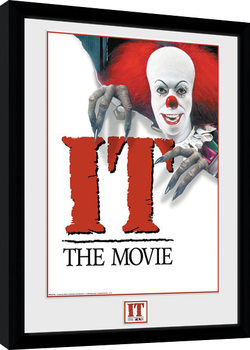 IT - 1990 Poster Ingelijste poster